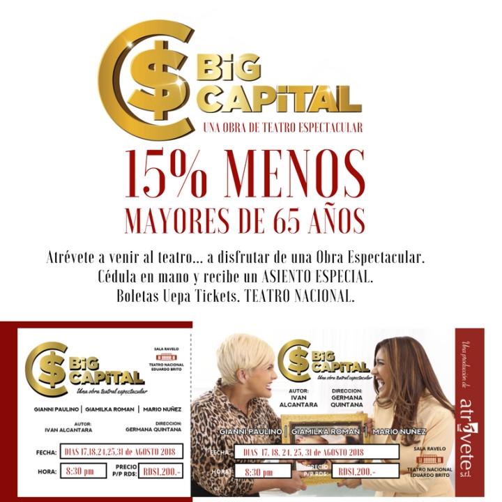 MAYORES DE 65 AÑOS BIG CAPITAL