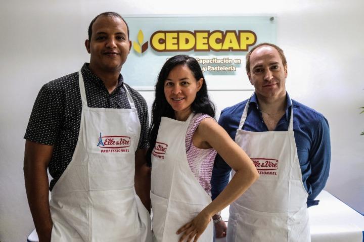 Anthony Perdomo, Samanda Ferreira, Luca Cecere