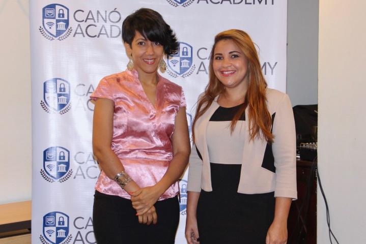 Fior Tavarez y Massiel Castro