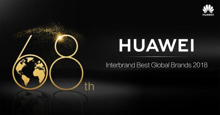 Huawei Interbrand